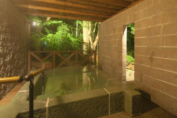 Japanese-Style Suite with Private Open-Air Bath - KEIKA