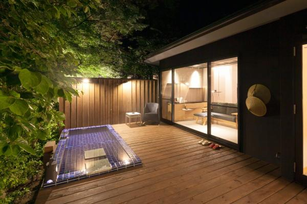 Japanese-Style Luxury Room with Private Open-Air Bath - RYUSEI