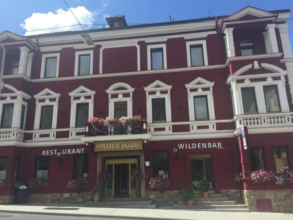 Fotos del hotel: Hotel Wilder Mann, Steinach am Brenner