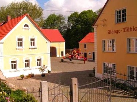 Hotelbilleder: Haus Stange-Mühle, Brößnitz