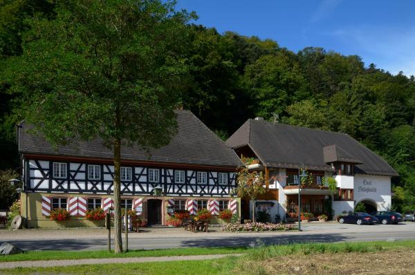 Hotel Pictures: Schwarzwaldgasthof Hotel Schlossmühle, Glottertal