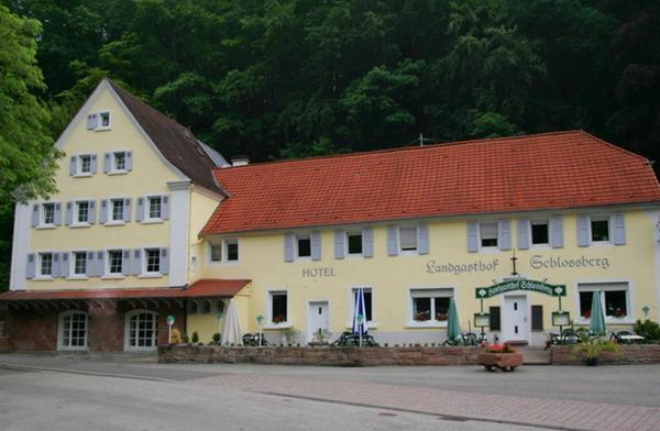 Hotel Pictures: Schlossberg Landgasthof, Frankenstein