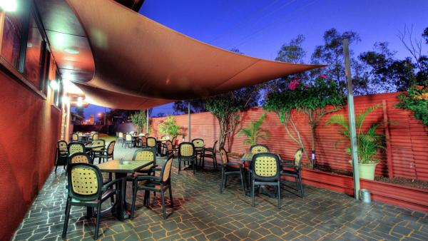 Zdjęcia hotelu: Halls Creek Motel, Halls Creek