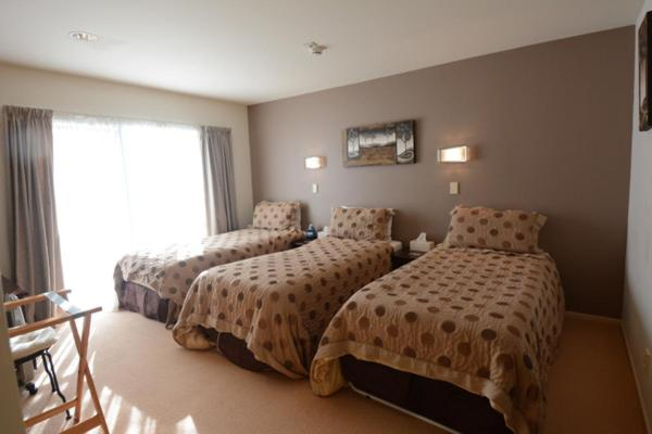 Deluxe Double or Twin Room with Garden View (M)