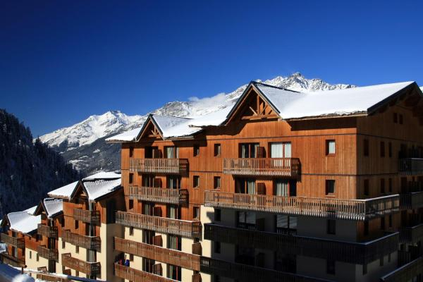 Hotel Pictures: Cheval Blanc, Valfréjus