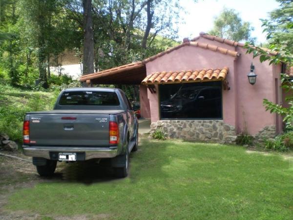 Фотографии отеля: Cabaña Paca Huasi, Villa Rumipal