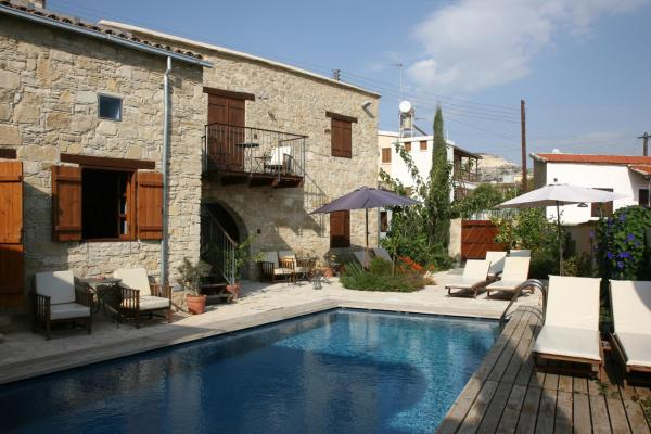 Hotel Pictures: Evkarpos Country House, Psematismenos