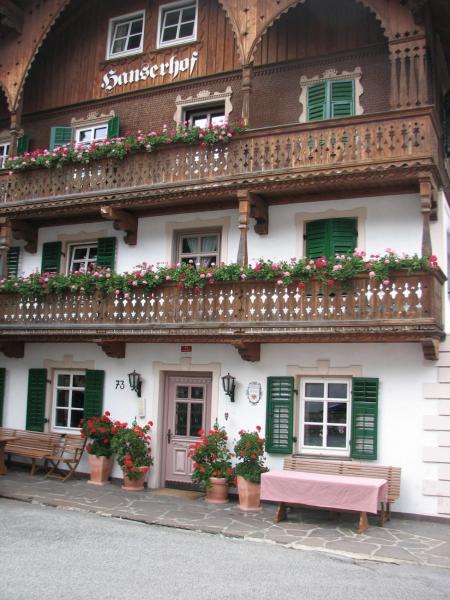 Fotos do Hotel: Hanserhof, Fügen