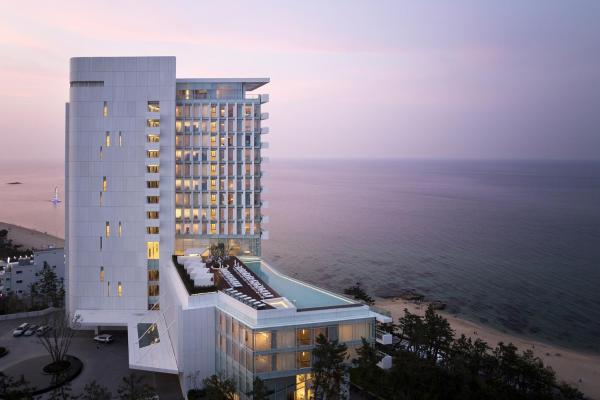 Zdjęcia hotelu: Seamarq Hotel, Gangneung