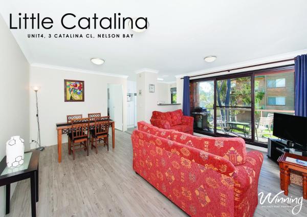 酒店图片: Little Catalina, 尼尔森湾
