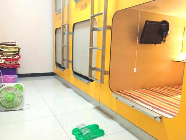 Mainland Chinese Citizens - Bed in 6-Bed Dormitory Room
