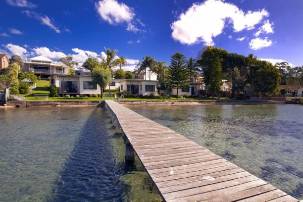 Hotellikuvia: Anglesea Lodge, Huskisson