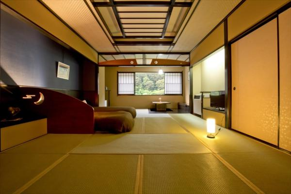 Corner Room with Tatami Floor - Non-Smoking