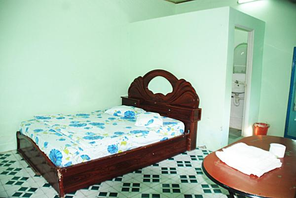 Small Double Room with Fan