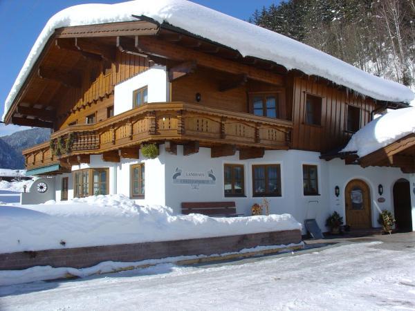 Foto Hotel: Landhaus Christophorus, Leogang