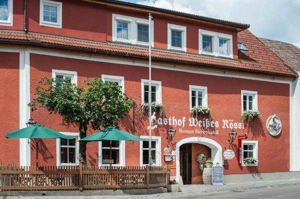 Zdjęcia hotelu: Gasthof Weißes Rössl, Mühldorf