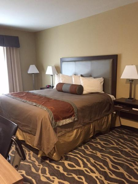 King Suite with Kitchen - Disability Access/Roll-In Shower