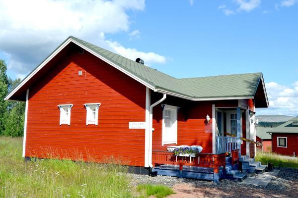 Hotel Pictures: Talo Ylläs, Äkäslompolo