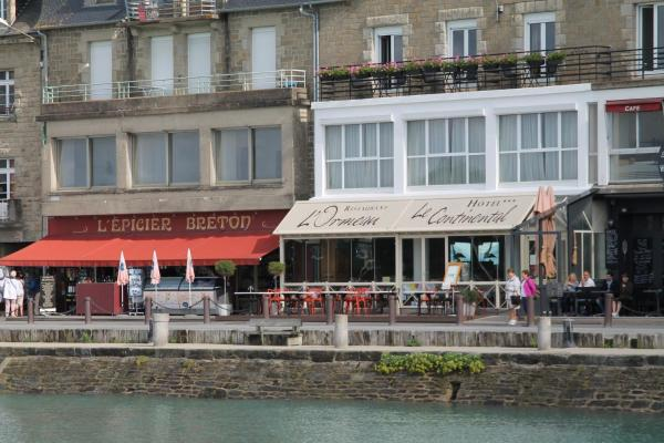 Hotel Pictures: Le Continental, Cancale