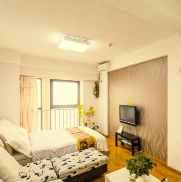 ホテル写真: Crystal Boutique Apartment, 成都市