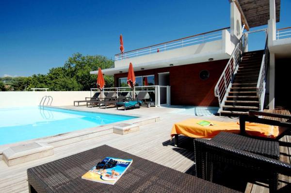 Hotelbilleder: Appart'Hotel Odalys Olympe, Antibes