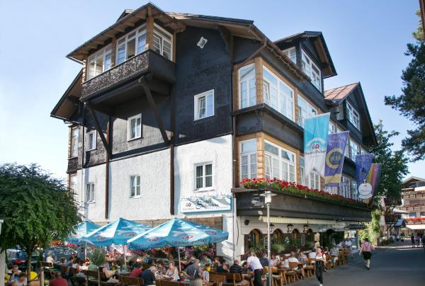 Hotelbilleder: Sascha's Kachelofen, Oberstdorf