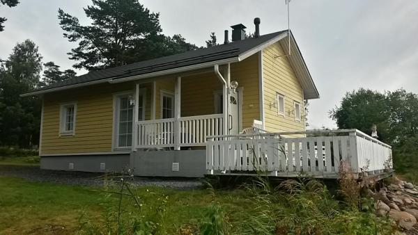 Hotel Pictures: Yyterin Villa Pyrylä, Mäntyluoto