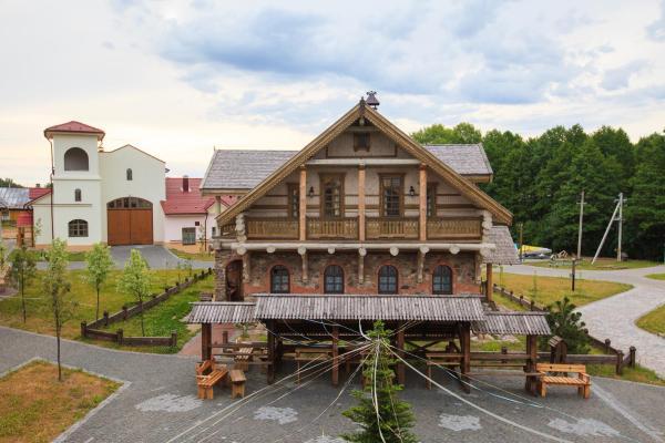 Hotel Pictures: , Borovyye