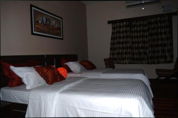 Deluxe Double or Twin Room with Lake View