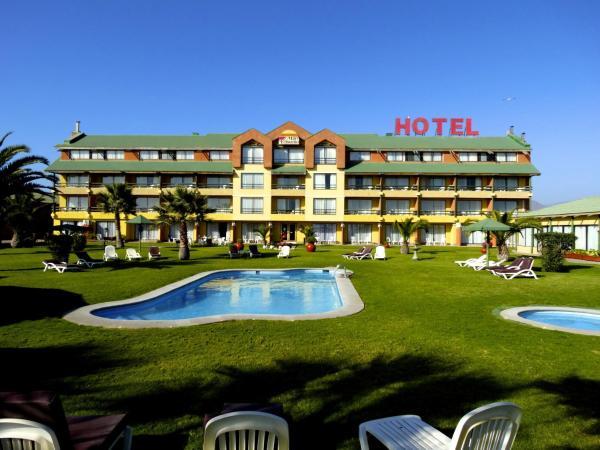 Hotellbilder: Hotel y Cabañas Mar De Ensueño, La Serena