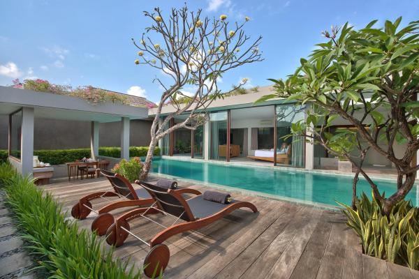 One-Bedroom Villa with Private Pool