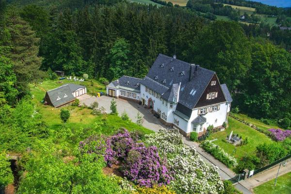 Hotelbilleder: Ferienwohnungen im Landhaus Wiesenbad, Thermalbad Wiesenbad
