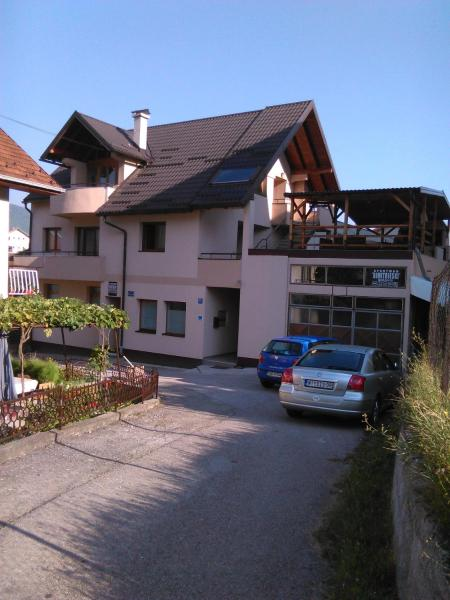 Hotellikuvia: Apartment Dimitrieski, Višegrad
