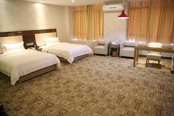 Mainland Chinese Citizens- Deluxe Quadruple Room