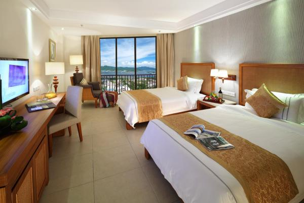 Mainland Chinese Citizens- Superior Twin Room with Mountain View -zhulou