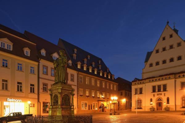 Hotelbilleder: Hotel Graf von Mansfeld, Lutherstadt Eisleben