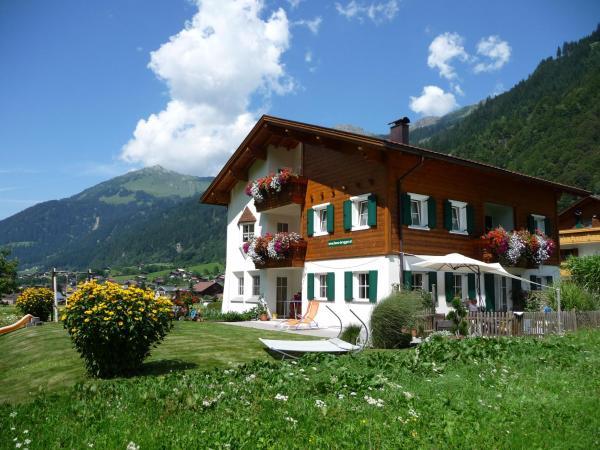 Fotos de l'hotel: Appartement Brugger, Sankt Gallenkirch
