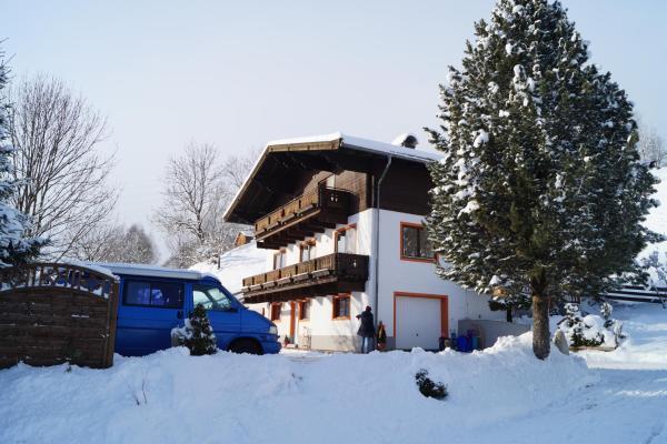 Fotografie hotelů: Appartment Schmidl, Uttendorf