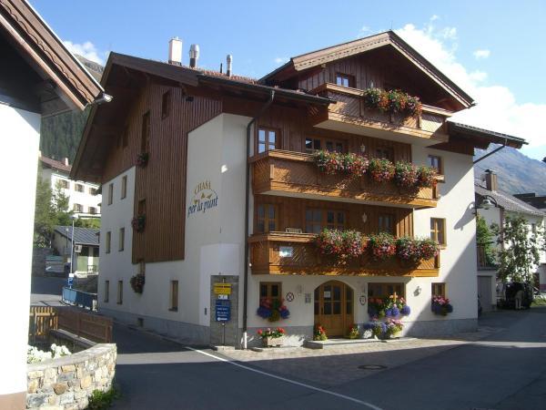 Foto Hotel: Chasa Per La Punt, Galtür