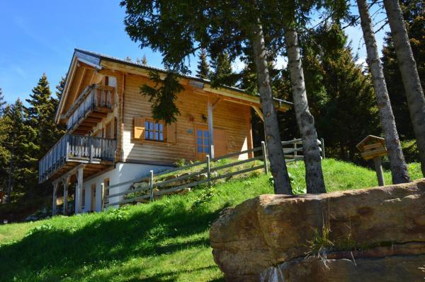 Fotos do Hotel: Feriendorf Koralpe by Alps Residence, Hartelsberg