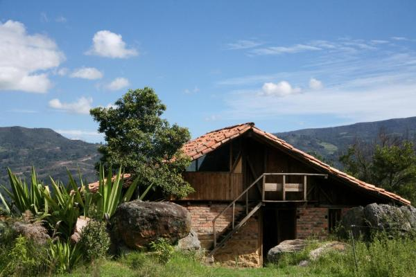 Hotel Pictures: Hostal Ráquira Silvestre Lodge, Tinjacá