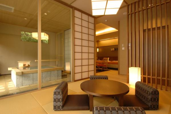 Suite with Hot Spring Bath