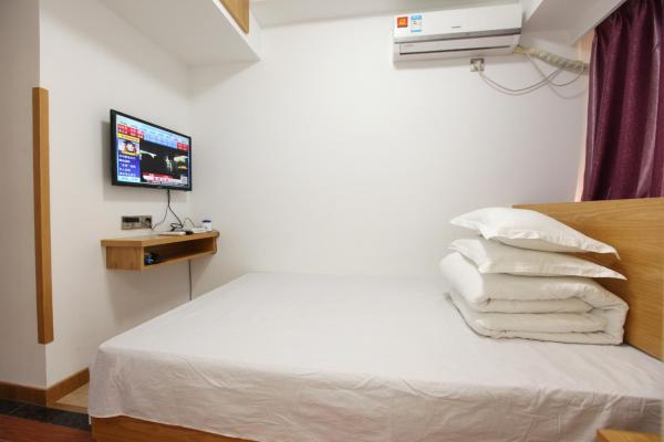Mainland Chinese Citizens – Double Room with Private Bathroom