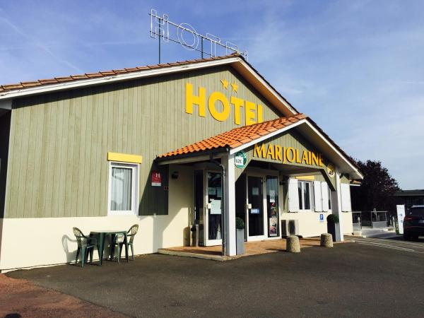 Hotel Pictures: Hôtel Marjolaine, Roullet
