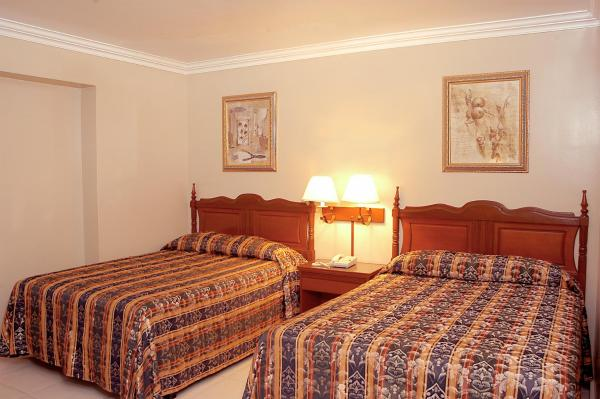 Deluxe Double with Two Double Beds