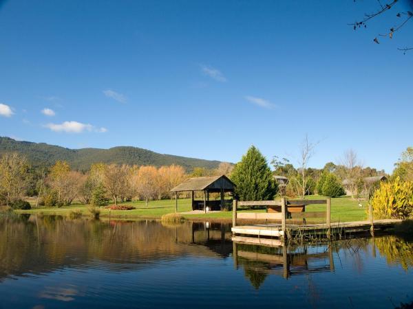 Hotelbilleder: Sanctuary Park Cottages, Healesville