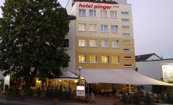 Hotelbilleder: Hotel Pinger, Remagen