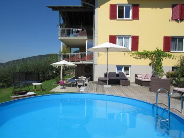 Hotellikuvia: Ferienwohnung Welte, Viktorsberg