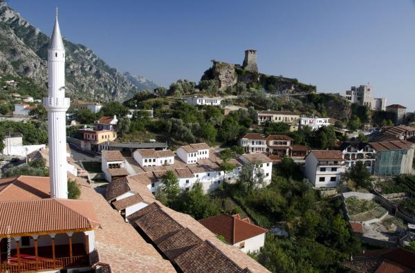 酒店图片: Hotel Panorama Kruje, Krujë
