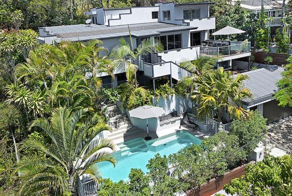 Hotelbilleder: Peregian Holiday House, Coolum Beach